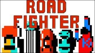Assopra Fitas! - Road Fighter, um game épico e esquecido.