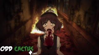 前五名恐怖血腥的動漫 Top 5 Scariest Goriest Anime [字幕CC]