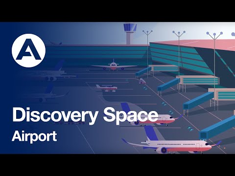 Airports: the perfect home of planes | Discovery Space