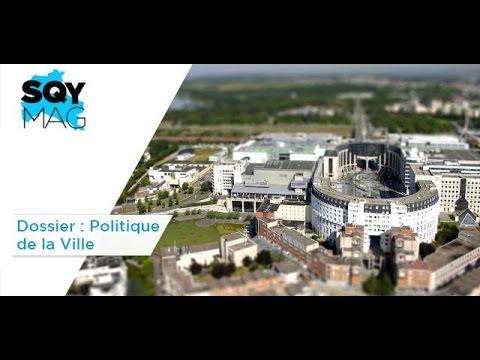 SQY Mag – Dossier : Politique de la ville