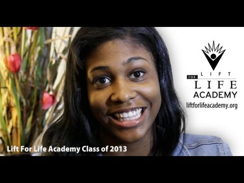 2013 Lift For Life Academy Senior Video