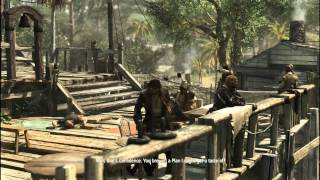 Assassins Creed Black Flag Pt 30 gonna need alot of gunpowder