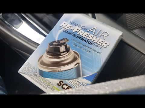 Meguiars Whole Car Air Re-Fresher and Odor Eliminator