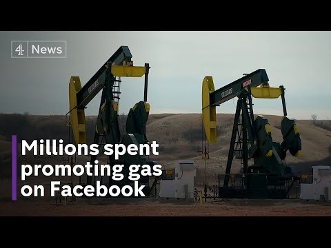 Revealed: Facebook received millions for ads promoting fossil fuel