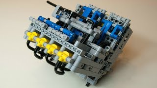 top 10 MOST AMAZING LEGO Mini Engines Starting Up And Running COOL