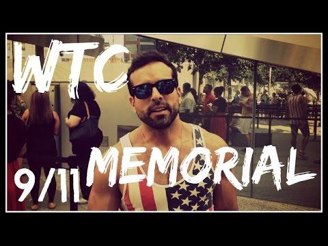 NA ROTA DE NOVA YORK #4: WTC MEMORIAL 9/11.