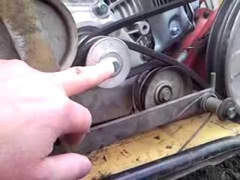 Часть 1. Замена двигателя советского мотоблока МБ-1 на китайский .