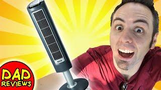 best tower fan? lasko 2519 wind tower fan with remote control review
