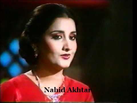 [Tribute To Zubaida Khanum] Mera Dil Channa Kach Da - Naheed Akhtar