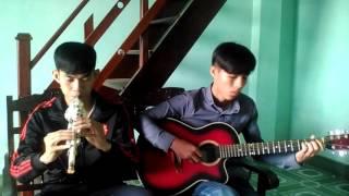 Gặp mẹ trong mơ - sáo bầu & guitar