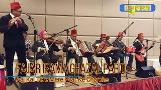 GHAZAL PARTI dok mai lagi - Lagu Hindustan pulak rancak sakan