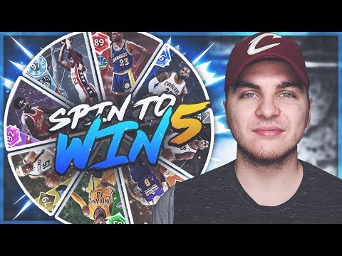 NO PENNY! NBA 2K18 SPIN TO WIN EP. 5