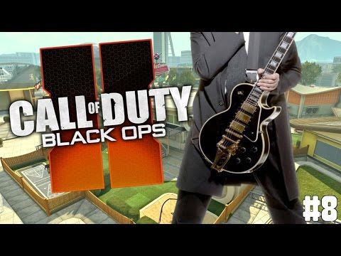 Playing Guitar on Black Ops 2 Ep. 8 - Heavy Metal?