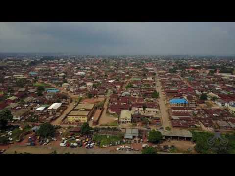 Mavic Pro Flight over... Benin City Part 2