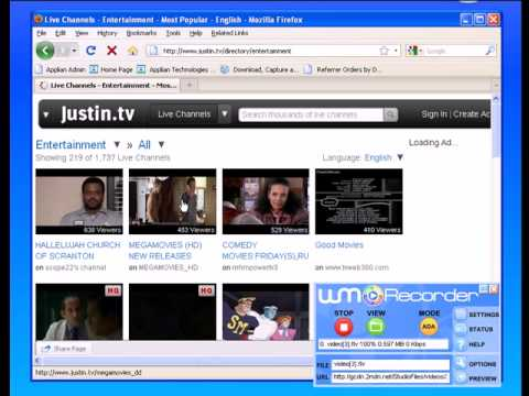 how-to-install-wm-recorder-14-and-download/capture/save/rip/record-streaming-video-on-justin.tv