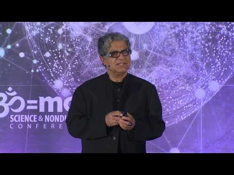 A Final Destination: The Human Universe, Deepak Chopra
