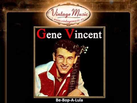 GENE VINCENT CD Vintage Pop Rock. Be-Bop-A-Lula , Say Mama , Lotta Lovin' ...