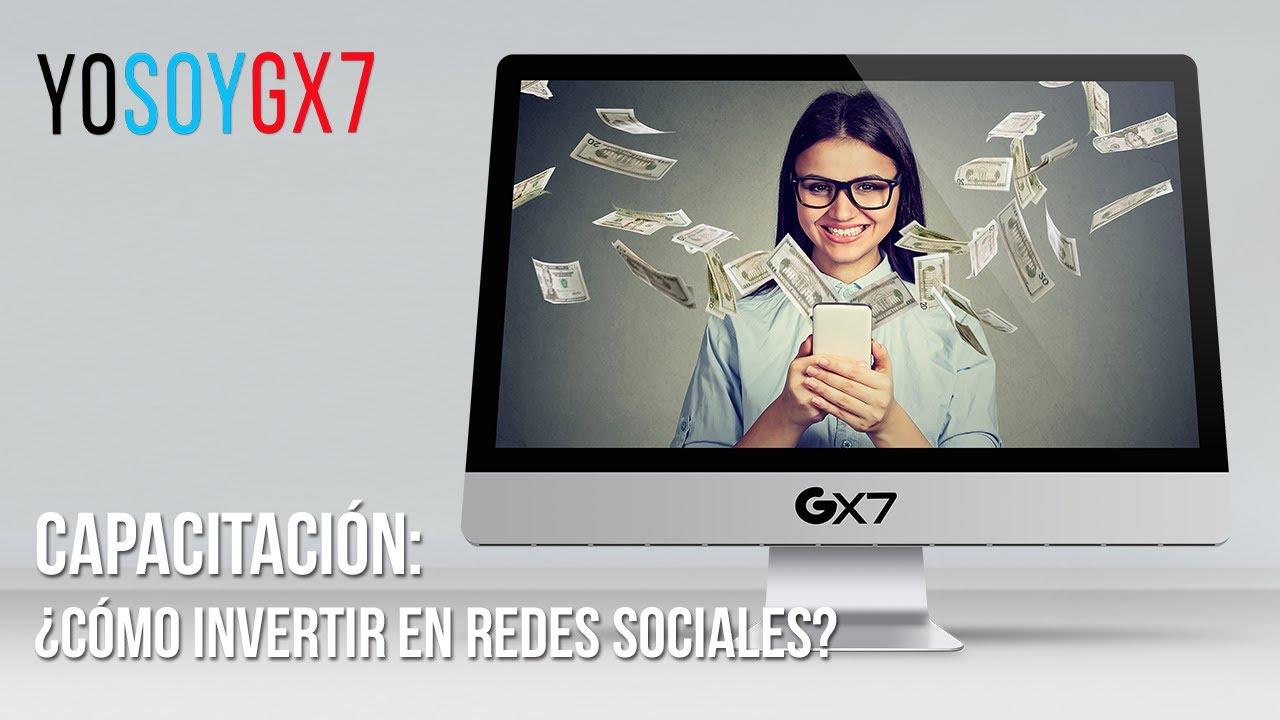 ¿Cómo invertir en Redes sociales?