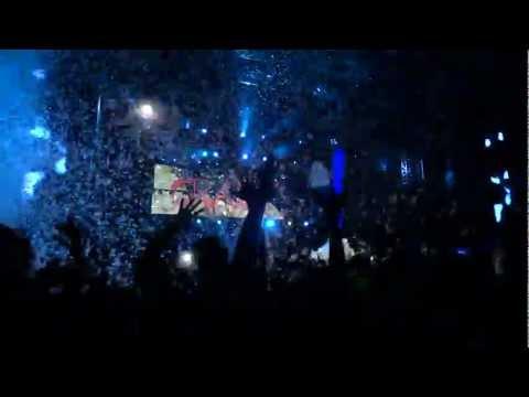 TIESTO H2O MUSIC FESTIVAL IN DALLAS, TEXAS