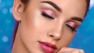 Pink EVERYDAY Smokey Eye | Glowy Summer Makeup Tutorial