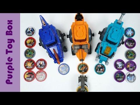 Dinosaur Combination Robot Dinocore Season2 Toys