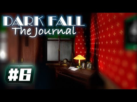 Let's Play Dark Fall: The Journal - #6 - Hotel bathrooms, the bar, and starting the second floor