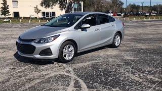 2019 Chevrolet Cruze Gainesville, Lake City, Jacksonville, Ocala, St. Augustine, FL CK10039
