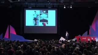 Smell as a design tool -- the S sense project | Omer Polak | TEDxLausanne