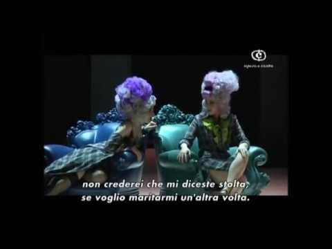 """Irene Molinari - D. Cimarosa - Il matrimonio segreto, """"E"""