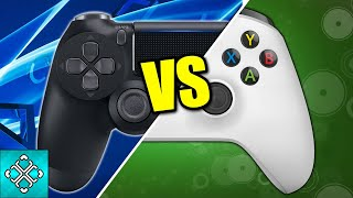 The History Of The Playstation VS Xbox Rivalry (Sony VS Microsoft Consoles)