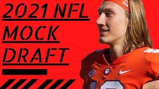 2021 NFL Mock Draft First Edition Fun Times Ahead