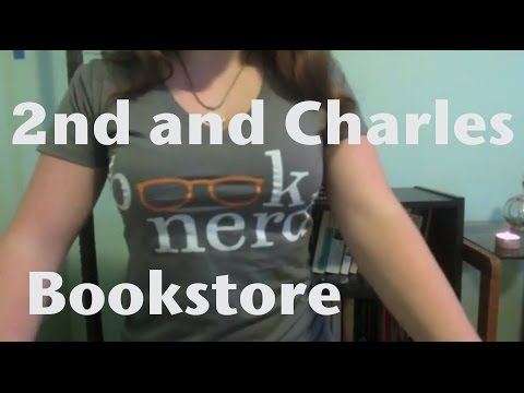 Second and Charles Bookstore