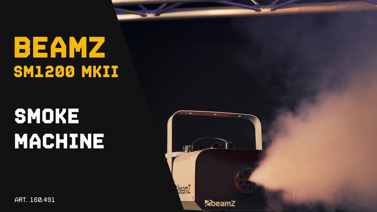 video Beamz S1200 MKII Nebelmaschine