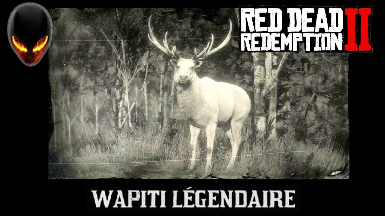 Red Dead Redemption 2 Wapiti