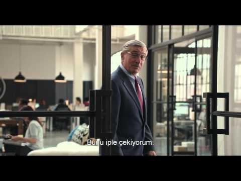 Intern/ Stajyer Filminin Türkçe Altyazılı Yeni Fragmanı