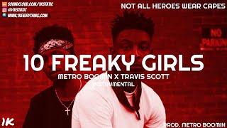 Metro Boomin x 21 Savage - 10 Freaky Girls (Instrumental)