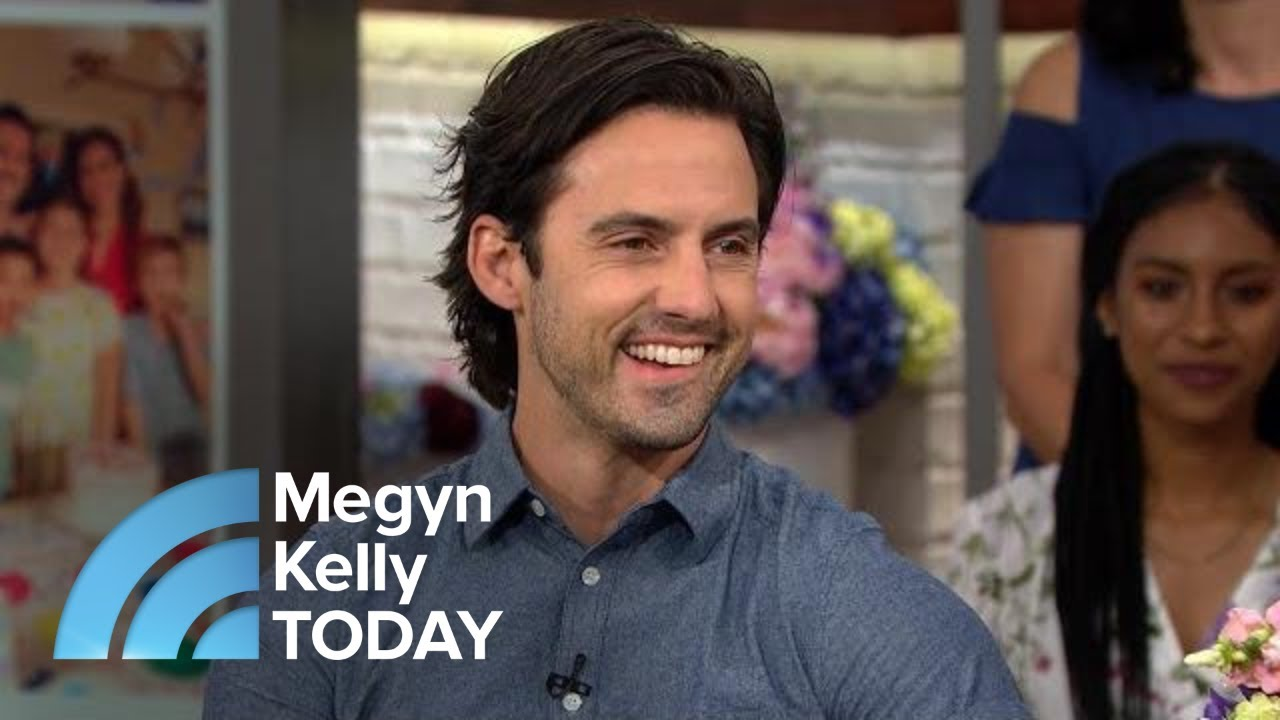 Milo Ventimiglia Reveals What's Next For Jack On 'This Is Us' Season 3 |  Megyn Kelly TODAY