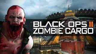 black ops 2 zombie cargo call of duty zombies mod zombie games