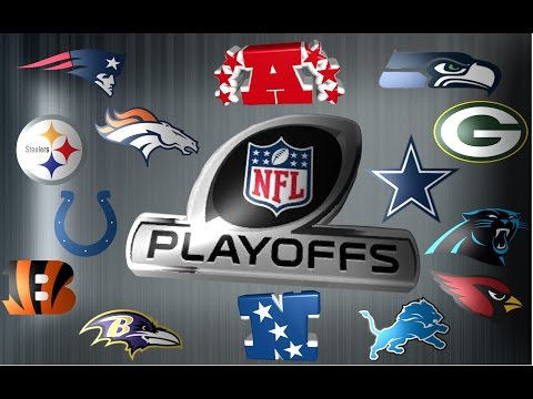 2014 - 15 NFL Wild Card Weekend Sunday Preview