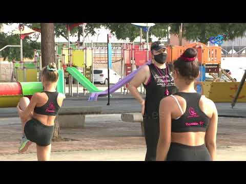 Tres gimnastas ceutíes pasan el clasificatorio para el Campeonato de España
