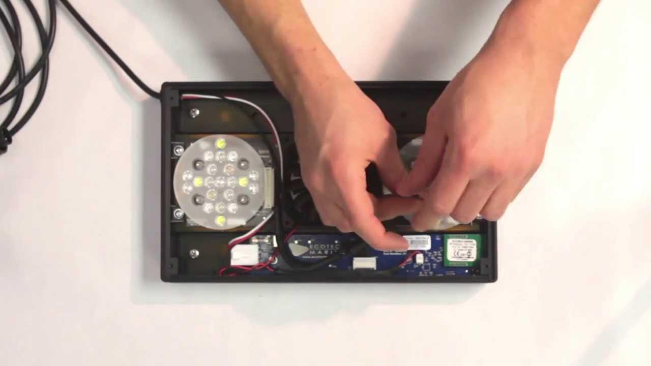 Radion G2Pro to G3G3 PRO Cluster Retrofit Kit