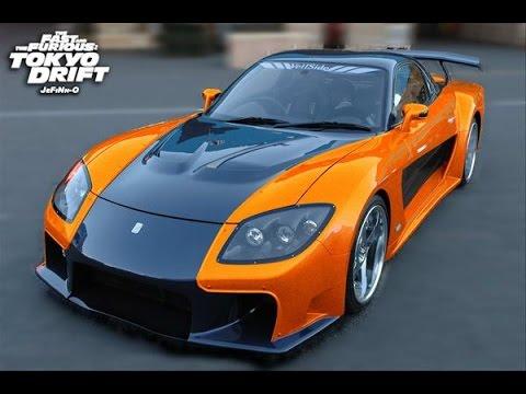 Forza Horizon 2 : Fast & Furious Car Build : (Hans) Mazda RX-7 ...