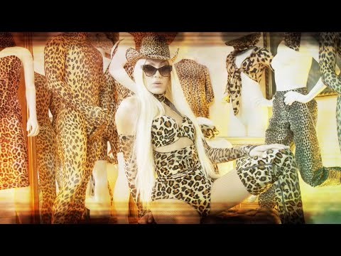 Alaska Thunderfuck - Leopard Print [Official Music Video]