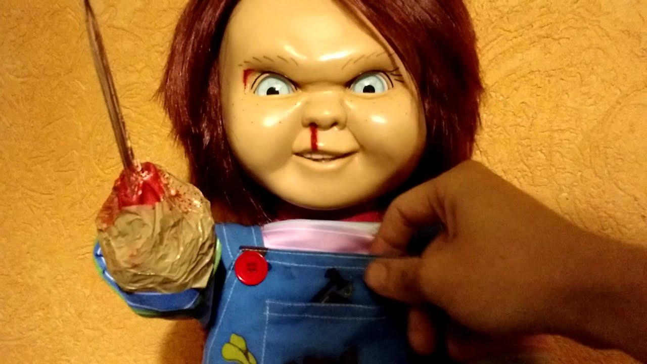 Chucky Doll Talking In Spanish Youtube