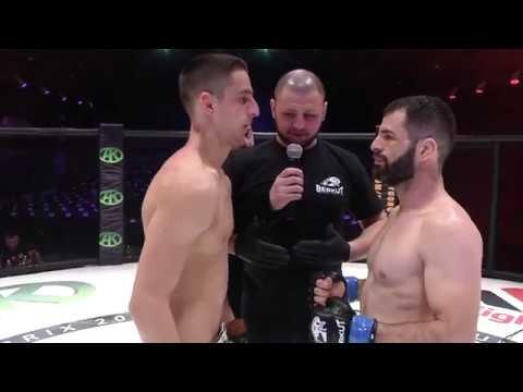 BYE1: Paata Tschapelia  vs.  Abdul- Malik Saidulaev