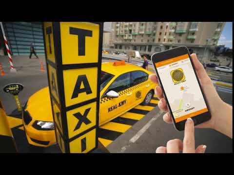 Приложение такси Real-KMV
