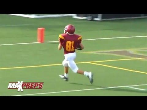 Matthew Espinosa - Football Highlights