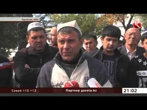 Версии о массовой бойне в Туркестане разнятся