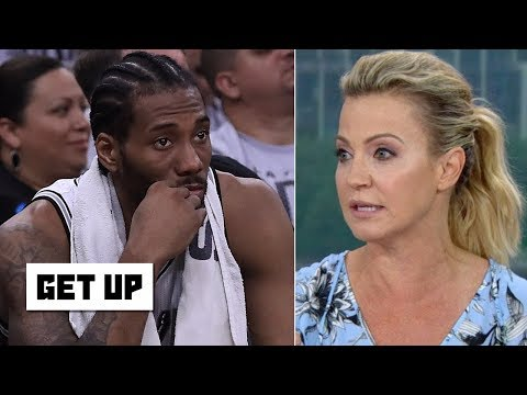 Kawhi is coming off as an 'obnoxious diva' - Michelle Beadle | Get Up