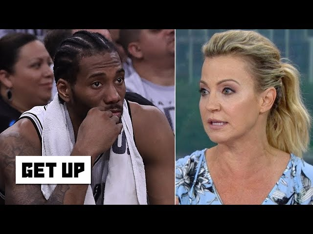 Michelle Beadle goes off on Kawhi Leonard: He is coming off as an 'obnoxious diva'   Get Up!   ESPN